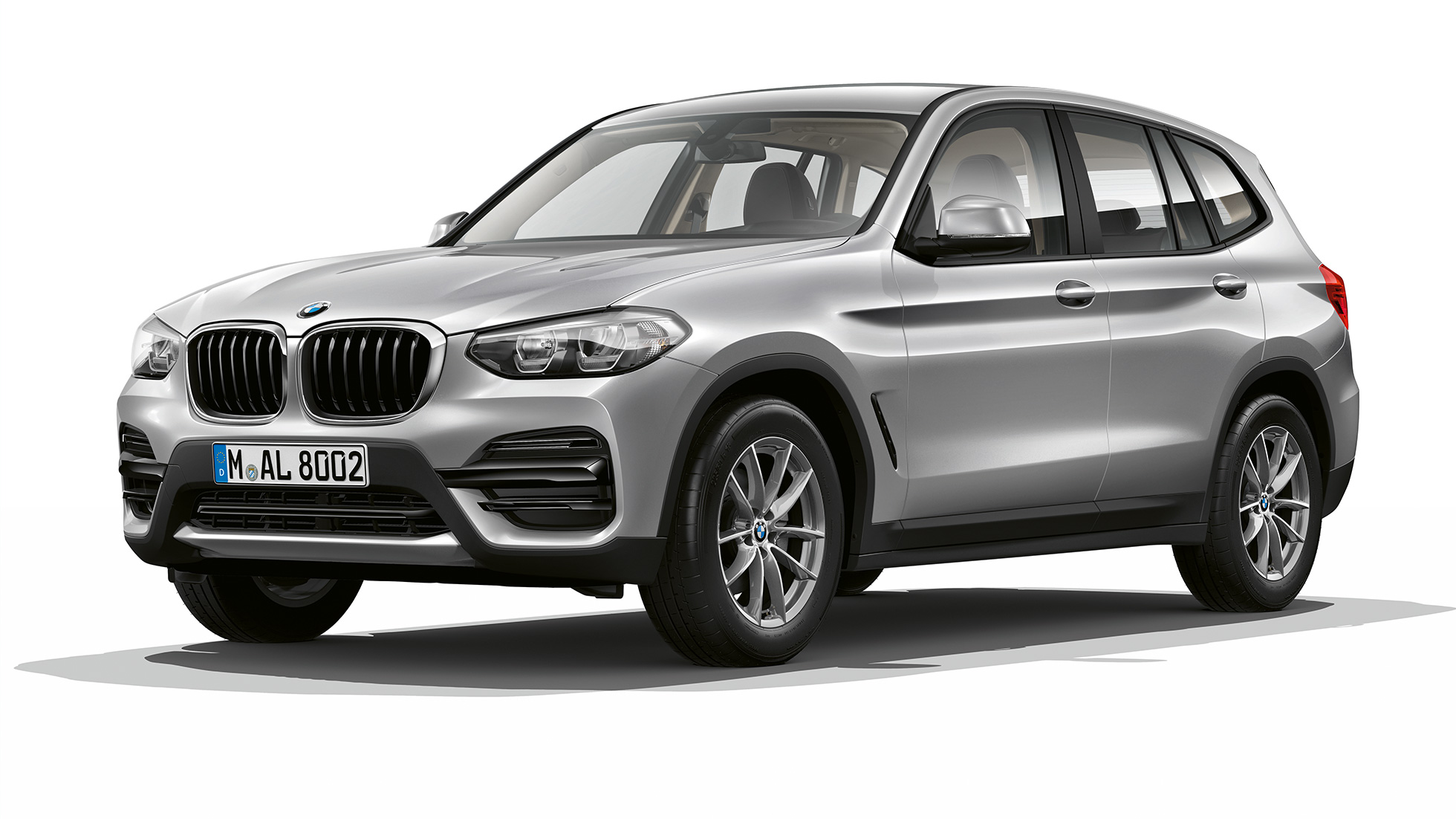Bmw X3 All Details Equipment And Technical Data Bmw Nsc